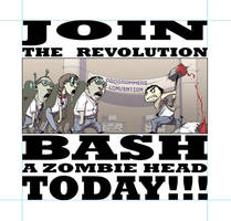 JOIN THE REVOLUTION by drazebot