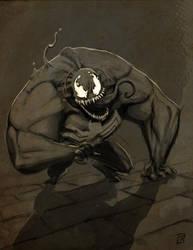 Venomish speed by drazebot