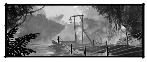 jungle port by drazebot