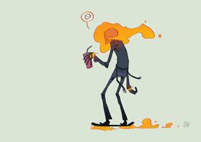 Ghost Skater by drazebot