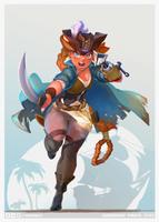 Concept artist challenge RPG4 - 1/15 by froxalt
