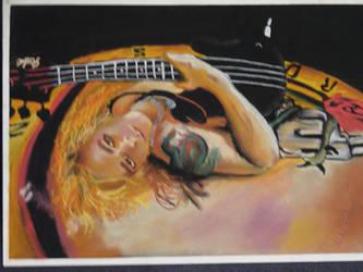 Duff McKagan by littlevinnie