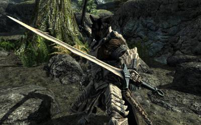My Main Skyrim Character, Remade! by DrakoWolfborn