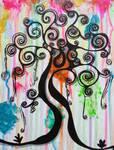 Mr Owls Tree by Sarah-Maxine