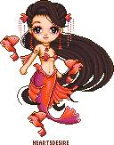 A Mermaid By Heartsdesire Fantasy by Heartsdesire-fantasy