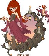 Earth and fire Fantasy by Heartsdesire-fantasy