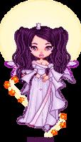 Fairy of the moon by Heartsdesire-fantasy