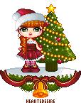 Merry Christmas by Heartsdesire-fantasy