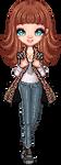 Harmony Aura 'next top doll' by Heartsdesire-fantasy