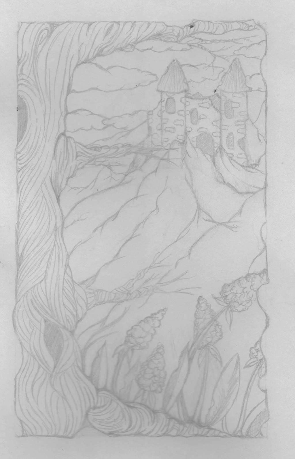 The Magic Castle by Heartsdesire-fantasy