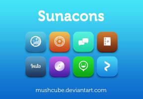 Sunacons WIP by Mushcube