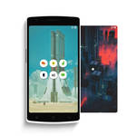 OnePlus Two Wolor by Mushcube