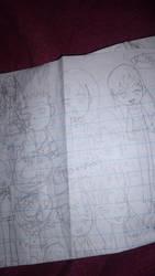 My drawing by KAynizo