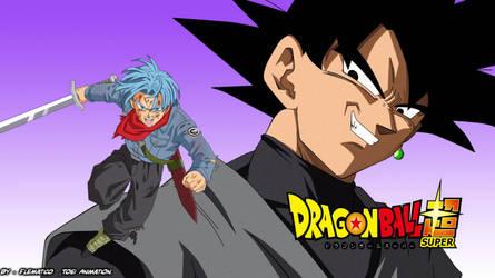 Goku black evil smile by KAynizo