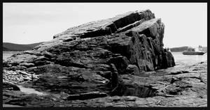 the rock by marinmarina