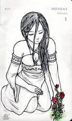 Persephone by Eilerinn