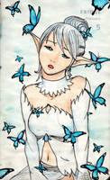 Winter Melody by Eilerinn