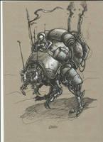 Robot by Weball