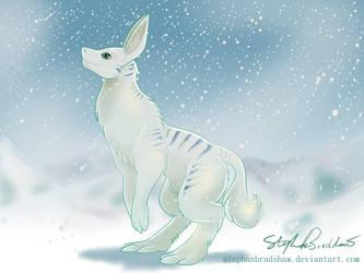Snowdragon by stephanbradshaw