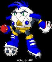 Goalie Man by 1337gamer15