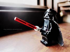 Lego Darth Vader by Defektich