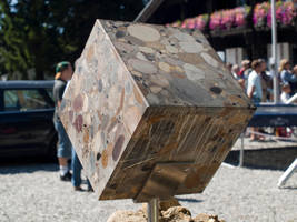cube stone 2 by Wolves-PSD