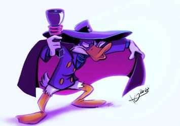Darkwing Duck by JuneDuck21