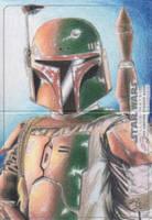 Star Wars Illustrated: TESB - Boba Fett ARC by DenaeFrazierStudios