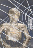 Star Wars Illustrated: TESB - C-3PO by DenaeFrazierStudios