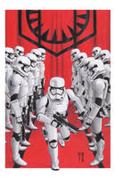 The First Order (Stormtroopers) by DenaeFrazierStudios
