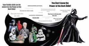 Star Wars - The Dark Side by DenaeFrazierStudios
