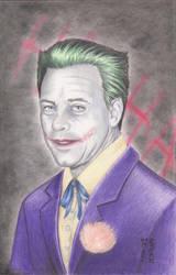 Mark Hamill as The Joker Original Art by DenaeFrazierStudios