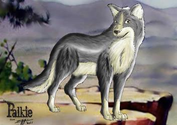 Palkie by ziggywolf