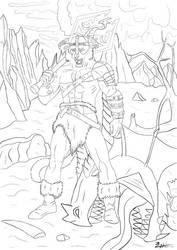 Dovakin kahjiit by ziggywolf