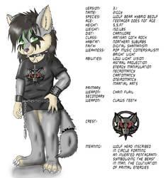 ziggy reff by ziggywolf