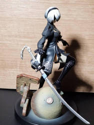 2b figure  by weaponx1486