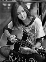 Tokyo street singer by True-Tears