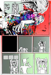 Surreality page. There are a lot of them by ASHESSS