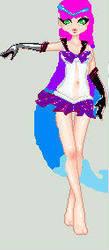 for chaos flare Sailor Chaos by Spiritcloud048