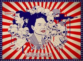 Americanazi by roberlan
