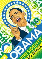 Obama do Brasil by roberlan