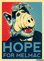 Hope for Melmac by roberlan
