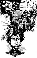 TIM BURTON by Kriztoff