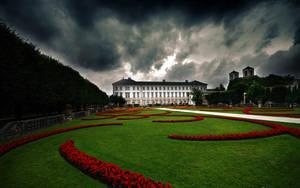 schloss park by CaveCanem42
