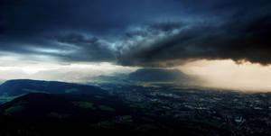 Auge des Sturms by CaveCanem42