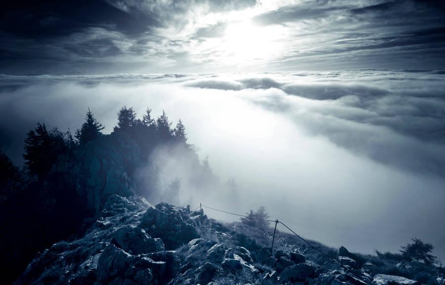 across the mountain by CaveCanem42