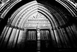 the great north door by CaveCanem42