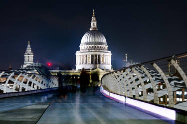 On The Bridge by CaveCanem42