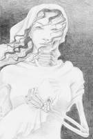 white lady II by puchiqa