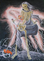Modern Death by puchiqa